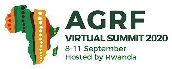 African Green Revolution Forum (AGRF) - Virtual Summit 2020